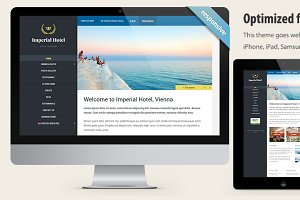 Imperial WordPress Theme