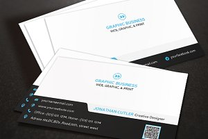 Creative Business Card v.12