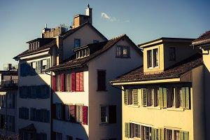 Streets of Zürich