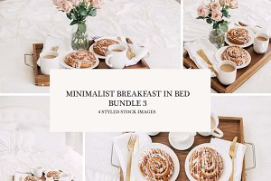 Breakfast in Bed 3 ~Stock Photo