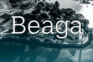 [50% OFF] Beaga Regular & Oblique