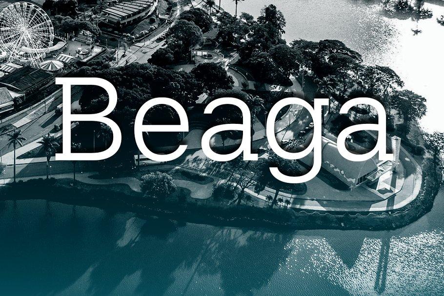 [80% OFF] Beaga | Font Family