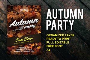 Autumn Party Vol. 1