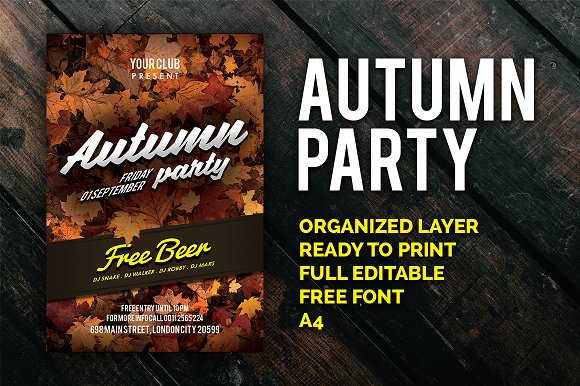 Autumn Party Vol 1
