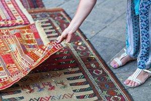 Georgian carpet rug store