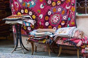 Georgian carpets handmade