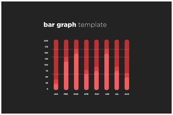 Graph Templates Infograph Elements