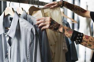 Fashion shop small business