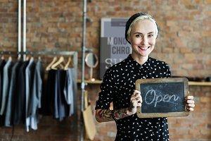 Fashion store small business