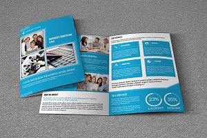 Corporate Brochure Template-V752