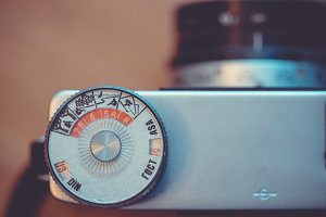 Old film camera # 2