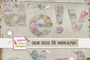 Color Crush 38 {worn alpha}