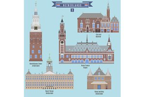 Famous Places in Netherlands