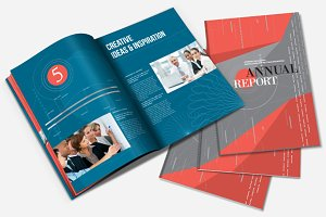 Creative A4 - Business Brochure