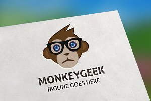 Monkey Geek Logo