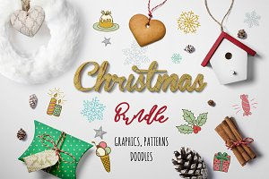 Christmas Graphic Bundle 97% OFF
