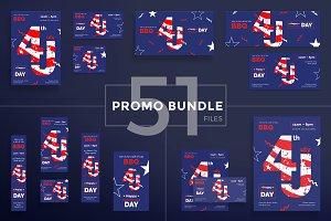 Promo Bundle | Independence Day