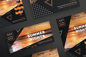 Flyers | Summer Nights