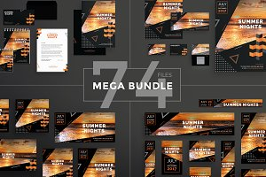 Mega Bundle | Summer Nights
