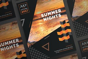 Posters | Summer Nights
