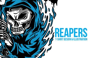 Reapers Illustration