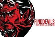 FindDevils Illustration