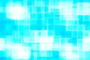 Horizontal cyan canvas texture element