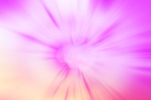 Vibrant pink blast bokeh background