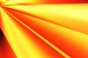 Diagonal color sun rays background