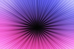 Pink and purple rays illustration background