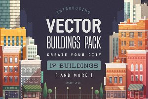 Vector Buildings Pack