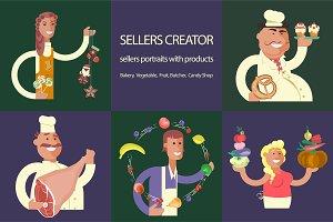 Sellers Creator