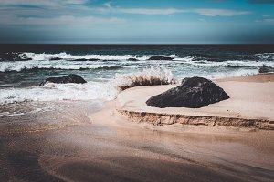 Summer Beach in Iceland