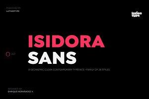 Isidora Sans