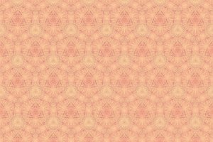 Repeating Abstract Pattern