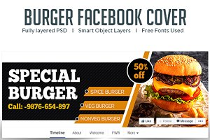 Fast Food FB Cover
