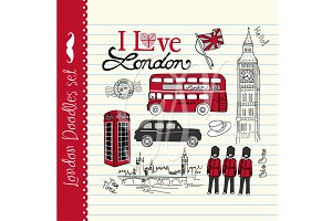 London clip art, Great Britain