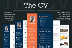 Resume | CV Design Template