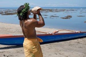 Hawaiian native