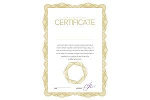 Certificate 165