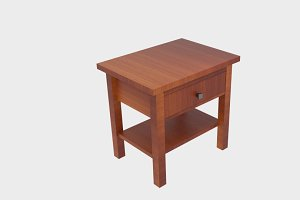 Montego End Table