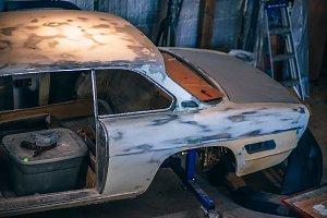 Professional Classic Car Restoration