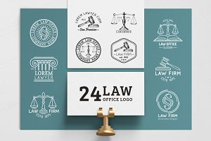 Law office logos