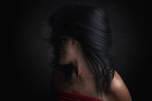 Woman fear