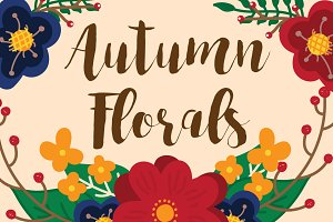 Autumn Florals
