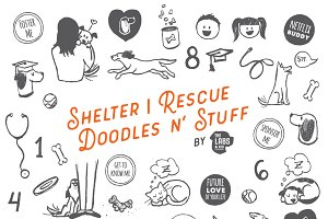 Shelter | Rescue Doodles n' Stuff