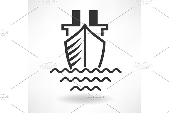 Boat Simple Icon