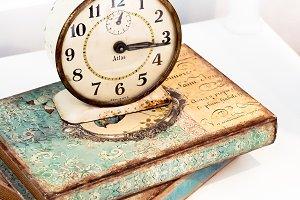 Charming Vintage Clock
