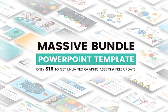 Massive bundle powerpoint template presentation templates massive bundle powerpoint template toneelgroepblik Image collections