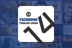 14 Facebook Timeline Cover Templates